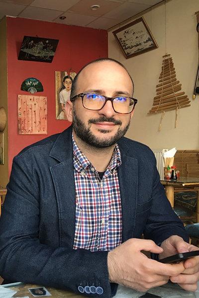 Claudio Panzavolta - Docente Scuola di scrittura Passaggi