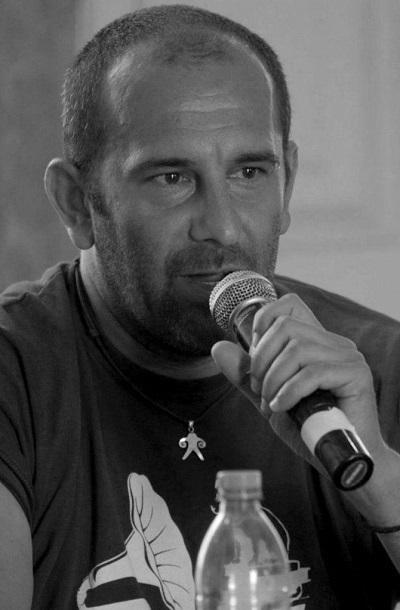 Cristiano Cavina - Docente della Scuola di scrittura Passaggi