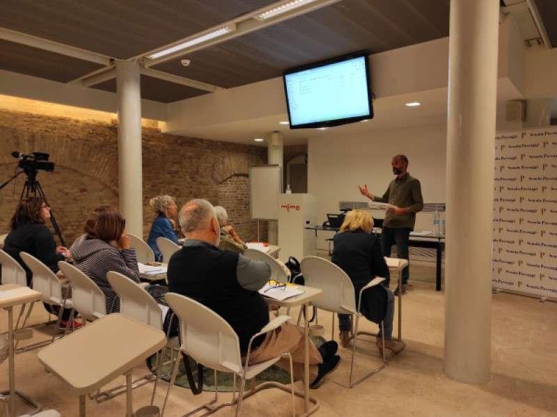 Scrivere un libro Alessio Torino Scuola Scrittura Passaggi